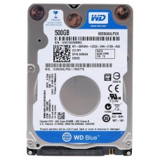 "Жесткий диск 2.5"" 500.0 Gb WD5000LPVX Scorpio Blue, SATA III для ноутбука"