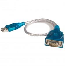 Конвертор COM - порта, USB Am->RS232 9M